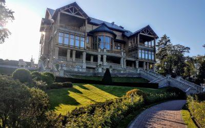 La maison de Yanukovych