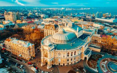 Odessa, une ville unique en Ukraine